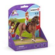 Schleich Horse Club 42514 Hannah & Cayenne