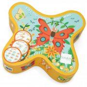 Scratch Készségfejlesztő játék - Pillangók: dominó, memória és mágneses horgászat