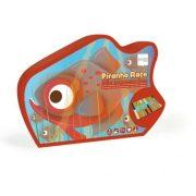Scratch Europe Piranja futam - Backgammon társasjáték