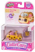 Shopkins Cukikocsi 1 db-os - CHOC CHIP RACER