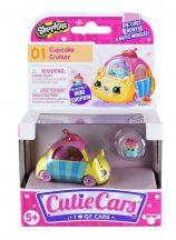 Shopkins Cukikocsi 1 db-os - CUPCAKE CRUISER