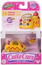 Shopkins Cukikocsi 1 db-os - HOTDOG HOTROD