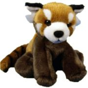 Vörös panda plüss figura (18 cm)