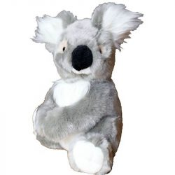 Koala plüss figura 25 cm