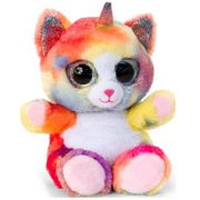 Animotsu Mimi - több színű uni-cica plüss figura (15 cm)