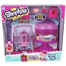 Shopkins Kosárlakók S4 - Közepes játékszett