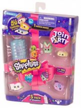 Shopkins S7 5 db-os szett