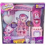 Shopkins S9 Kitty balett stúdiója játékszett