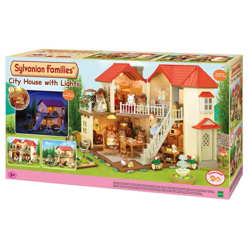 3473491c2d17 Sylvanian Families Ház világítással | Bűbáj Webjátékbolt