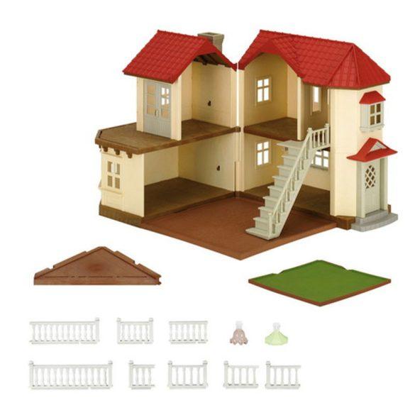 55f71dbf07c6 Sylvanian Families Ház világítással   Bűbáj Webjátékbolt