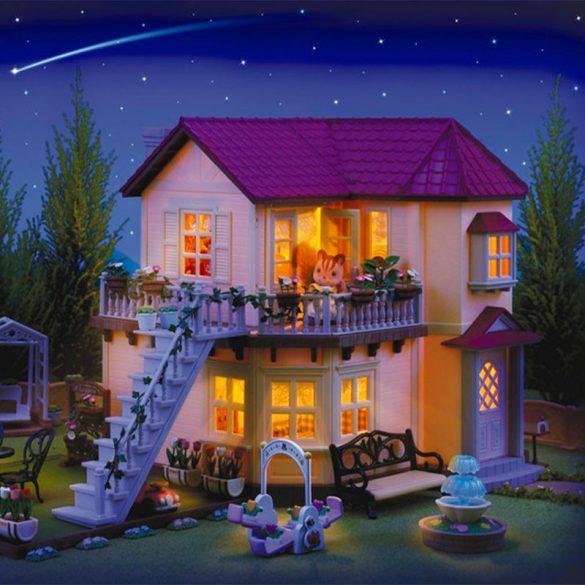 Sylvanian Families Ház világítással