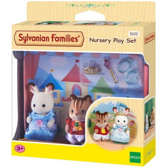 Sylvanian Families Erdei ovi játékszett