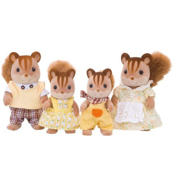 Sylvanian Families Erdei mókus család