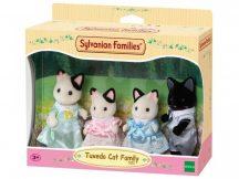 Sylvanian Families Foltos cica család