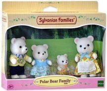 Sylvanian Families Jegesmedve család