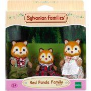 Sylvanian Families Vöröspanda család