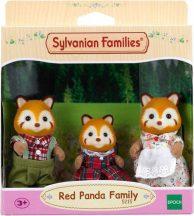 Sylvanian Vöröspanda család