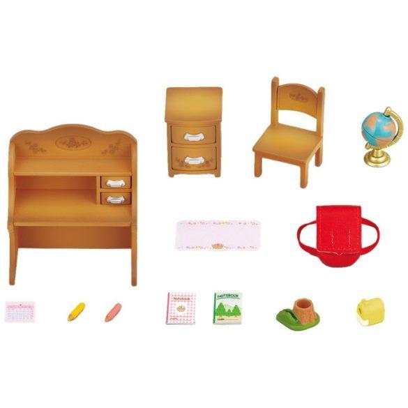 Sylvanian Families Csoki Nyuszi mama klasszikus bútor szettel