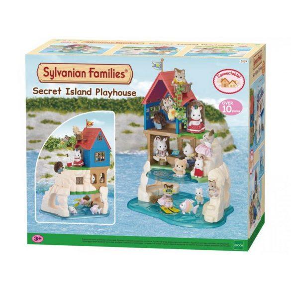 Sylvanian Families Titkos sziget játszóház