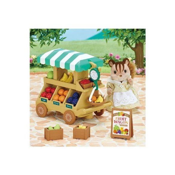 Sylvanian Families Gyümölcsárus kocsi