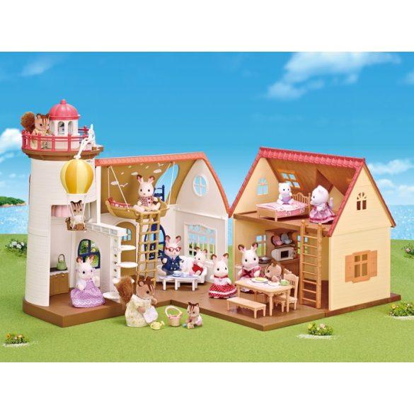 Sylvanian Families Világítótorony ház