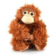 Orangután plüss figura (20 cm)