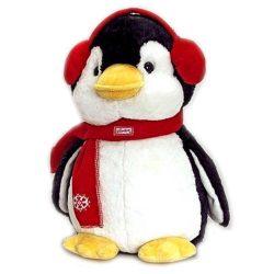 Karácsonyi pingvin 45 cm