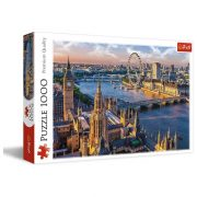 Trefl 10404 puzzle - London (1000 db)