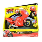 Tomy Ricky Zoom - Ricky motor fénnyel és hanggal