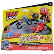 Ricky Zoom kilövõ készlet két kismotorral