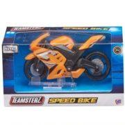 Teamsterz Speed Bike 1:43 játék motor - Narancssárga