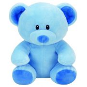 Baby Ty LULLABY - kék maci plüss figura 15 cm