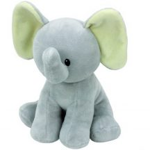 Baby Ty BUBBLES - elefánt plüss figura 15 cm