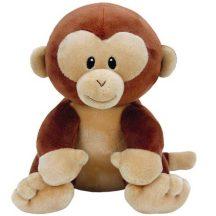 Baby Ty BANANA - majom plüss figura 15 cm