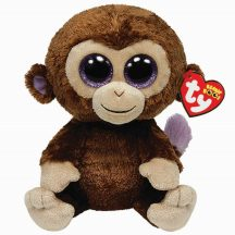 Beanie Boos COCONUT - majom plüss figura 15 cm
