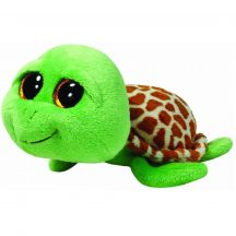 Beanie Boos ZIPPY - zöld teknős plüss figura 15 cm