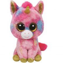 Beanie Boos FANTASIA - sokszínű unikornis plüss figura 15 cm