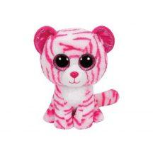 Beanie Boos ASIA - fehér tigris plüss figura 15 cm