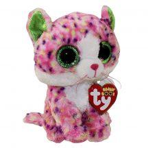 Beanie Boos SOPHIE - rózsaszín macska plüss figura 15 cm
