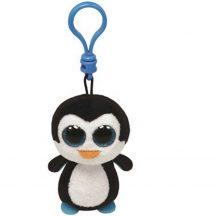 Beanie Boos Clip WADDLES - pingvin plüss figura 8,5 cm