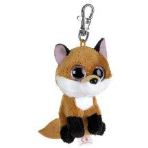 Beanie Boos Clip SLICK - barna róka plüss figura 8,5 cm