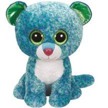 Beanie Boos LEONA - kék leopárd plüss figura 42 cm