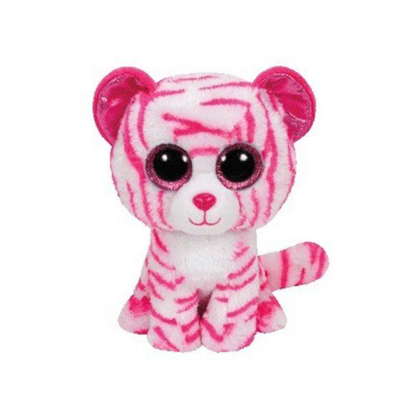 Beanie Boos ASIA - fehér tigris plüss figura 24 cm