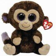 Beanie Boos COCONUT - majom plüss figura 24 cm