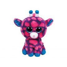 Beanie Boos SKY HIGH - Rózsaszín zsiráf 42 cm