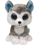Beanie Boos Slush - husky plüss figura (42 cm)