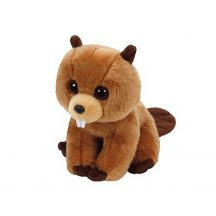 Beanie Babies RICHIE - hód plüss figura 15 cm