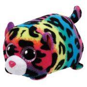 Teeny Tys JELLY - sokszínű leopard plüss figura 10 cm