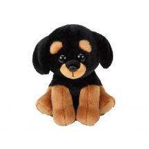 Beanie Babies TREVOUR - rottweiler plüss figura 15 cm