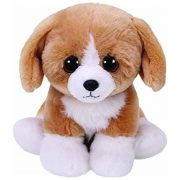 Beanie Babies Franklin - barna kutya plüss figura (15 cm)